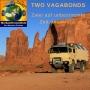 Artwork for two vagabonds - Zwei die auf unbestimmte Zeit unterwegs sind