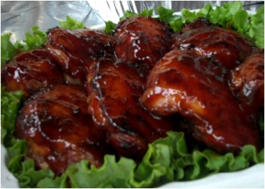 Recipe of the Week: Championship Barbecue Chicken