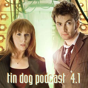 TDP 53: Doctor Who 4.01 Partners In Crime