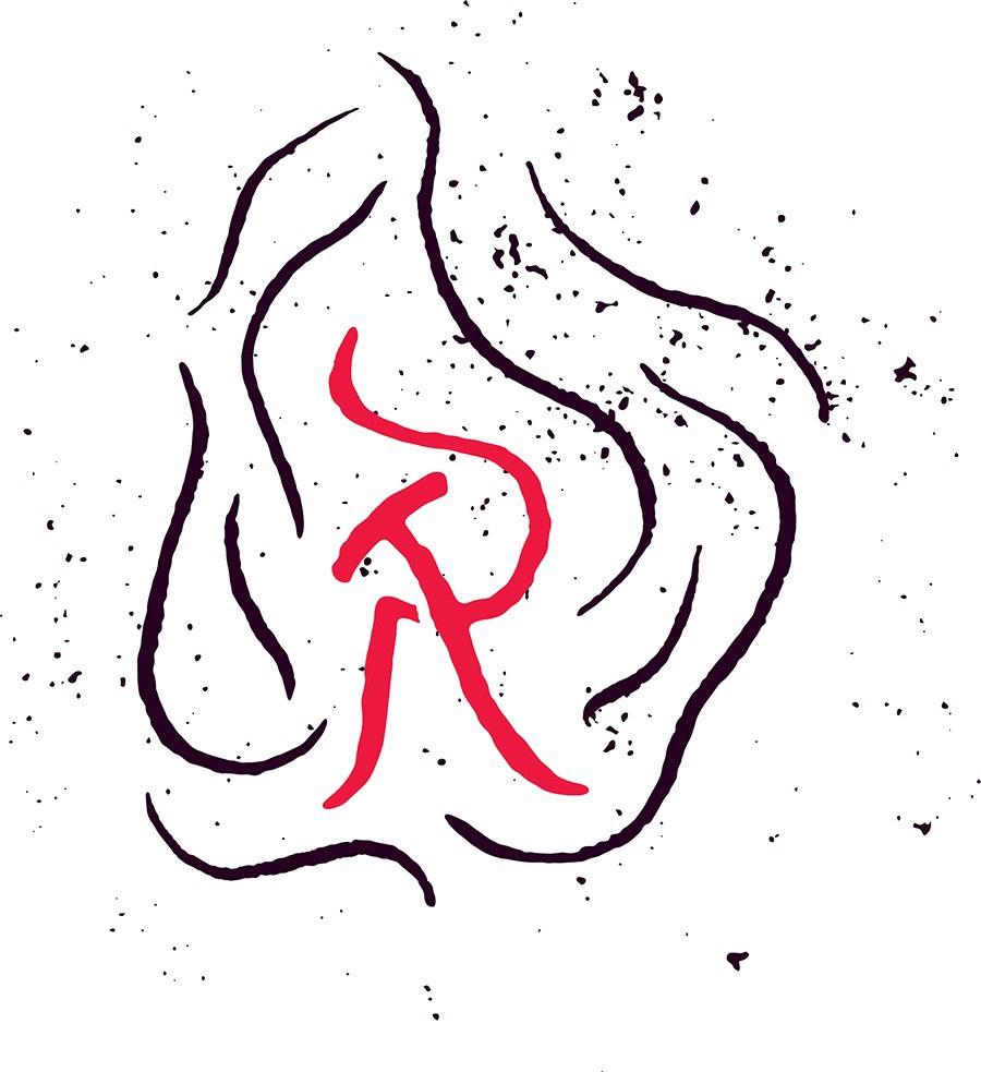Red Menace show art
