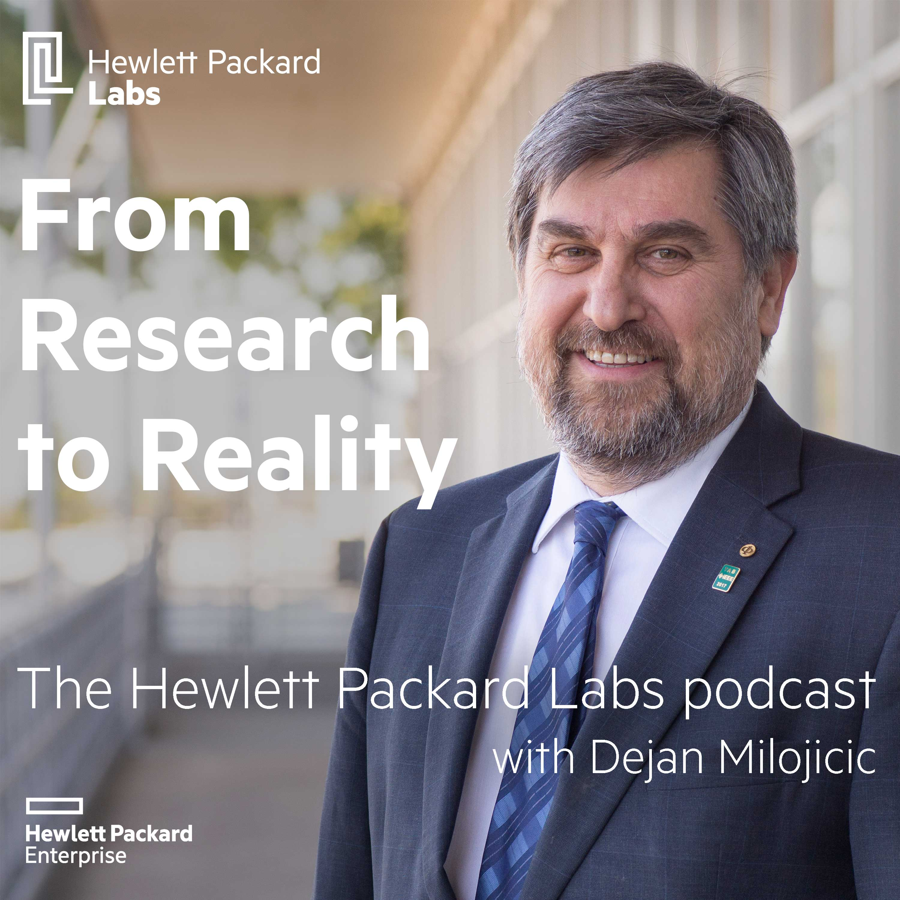 From Research to Reality: The Hewlett Packard Labs Podcast show art