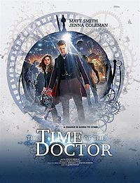 TDP 363: The Time of the Doctor