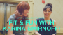 Artwork for Talking Spa & Fitness with Karina Smirnoff of Dancing with the Stars