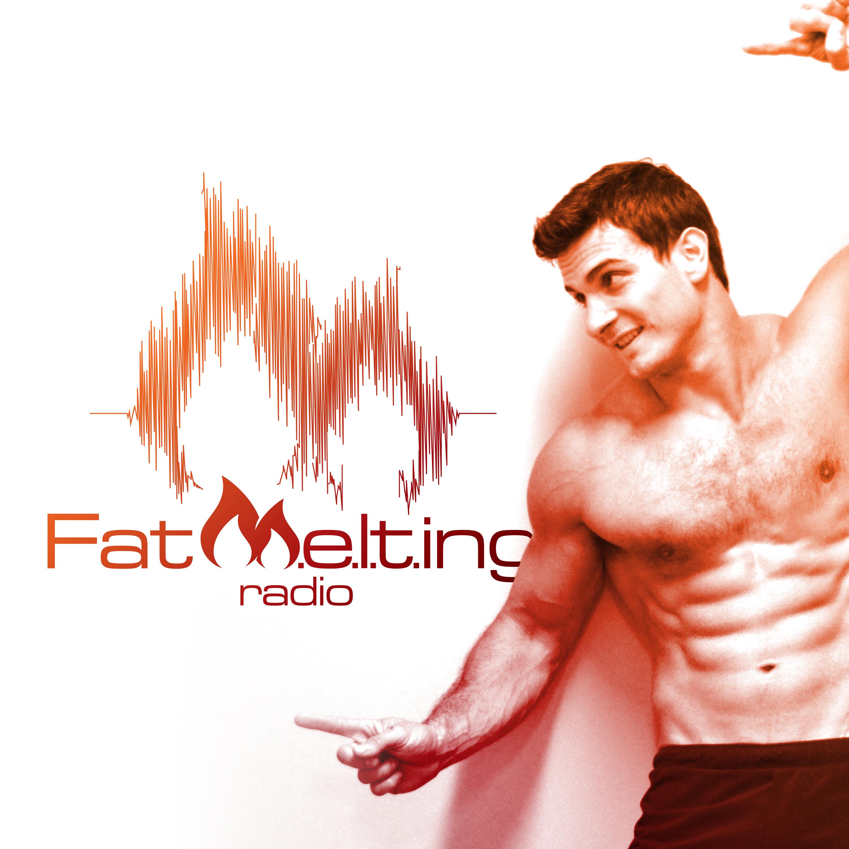 Fat M.E.L.T-ing Radio show art