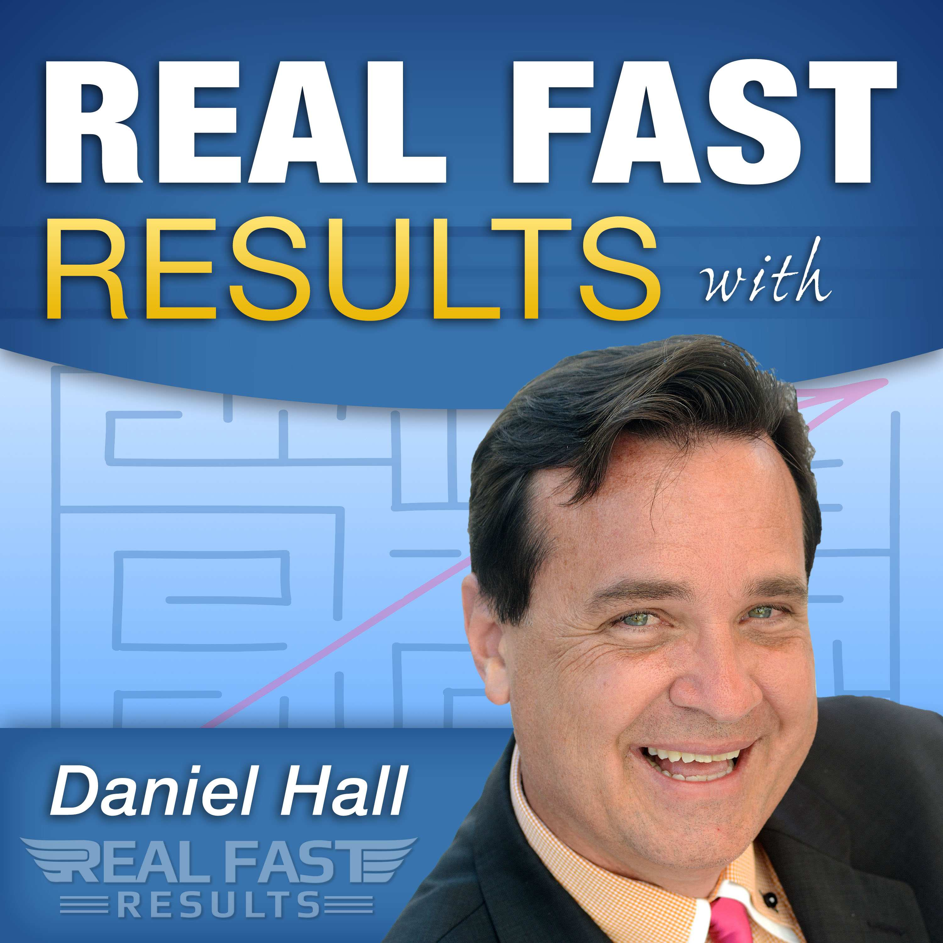 Real Fast Results for Marketing, Business and Entrepreneurs show art