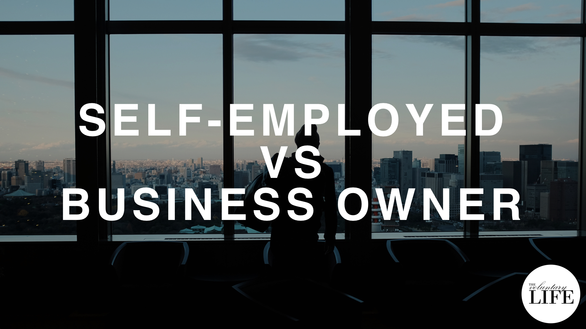 106 Self-Employed Vs Business Owner