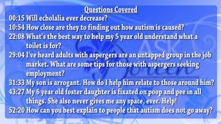 Ask Dr. Doreen - April 24th, 2013