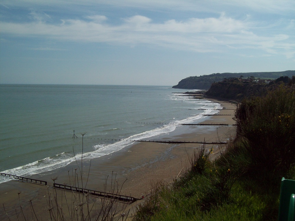 The walk from Sandown to Shanklin: Episode 15