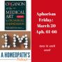 Artwork for Aphorism Fridays: The Organon, 61-66