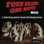 Artwork for Four Brains Podcast: episode 18|24 MOTEL HELL vs. BLOOD DINER