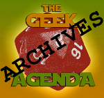 GeekAgenda104: Glow In The Dark Balls (And Things Like That)