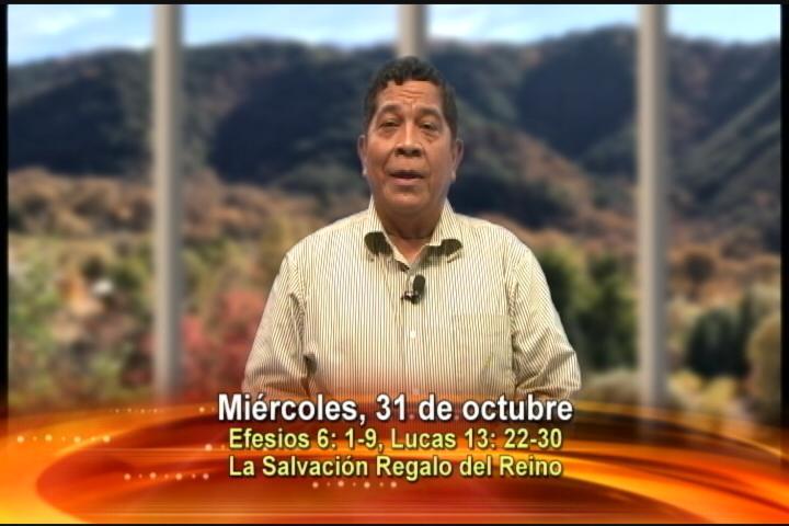 """Artwork for Dios te Habla con Edgar Olaciregui,  Tema el hoy: """"La Salvación regalo del Reino"""""""