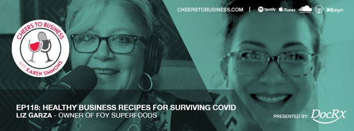 FOY Superfoods on Cheers To Business