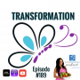 "Artwork for Episode #189: ""Transformation"" with Brittney Becker"