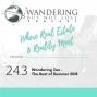 Artwork for Episode 24.3:  Wandering Zen - The Best of Summer 2018