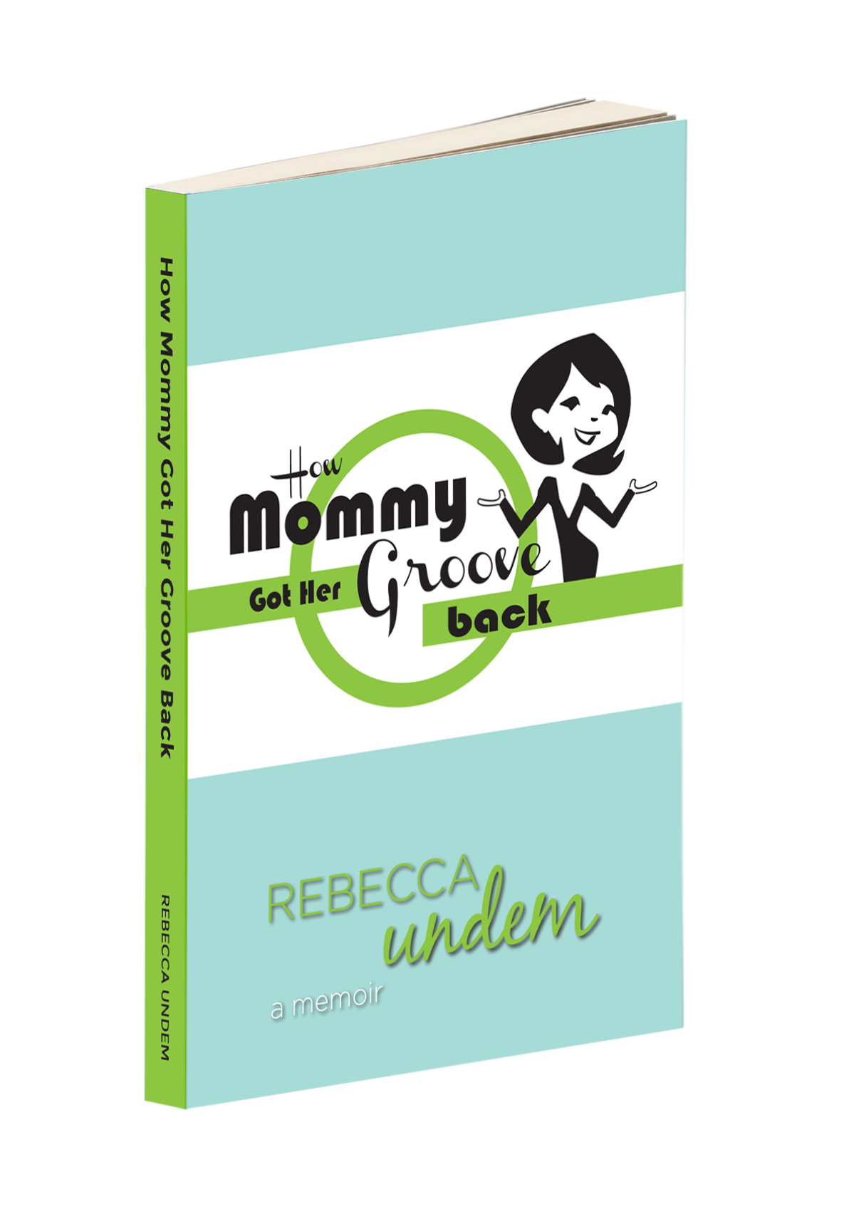How Mommy Got Her Groove Back show art