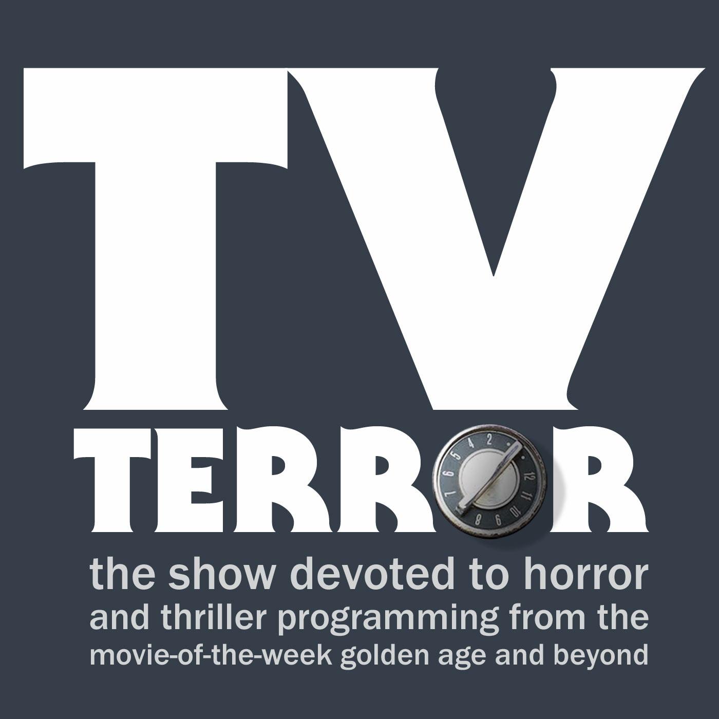 TV TERROR show art