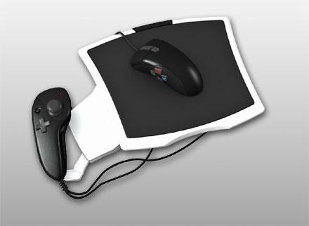 SplitFish anuncia el ratón y mando FragFX para la PS3