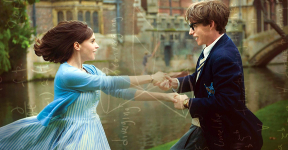 Anthony McCarten talks 'The Theory of Everything'