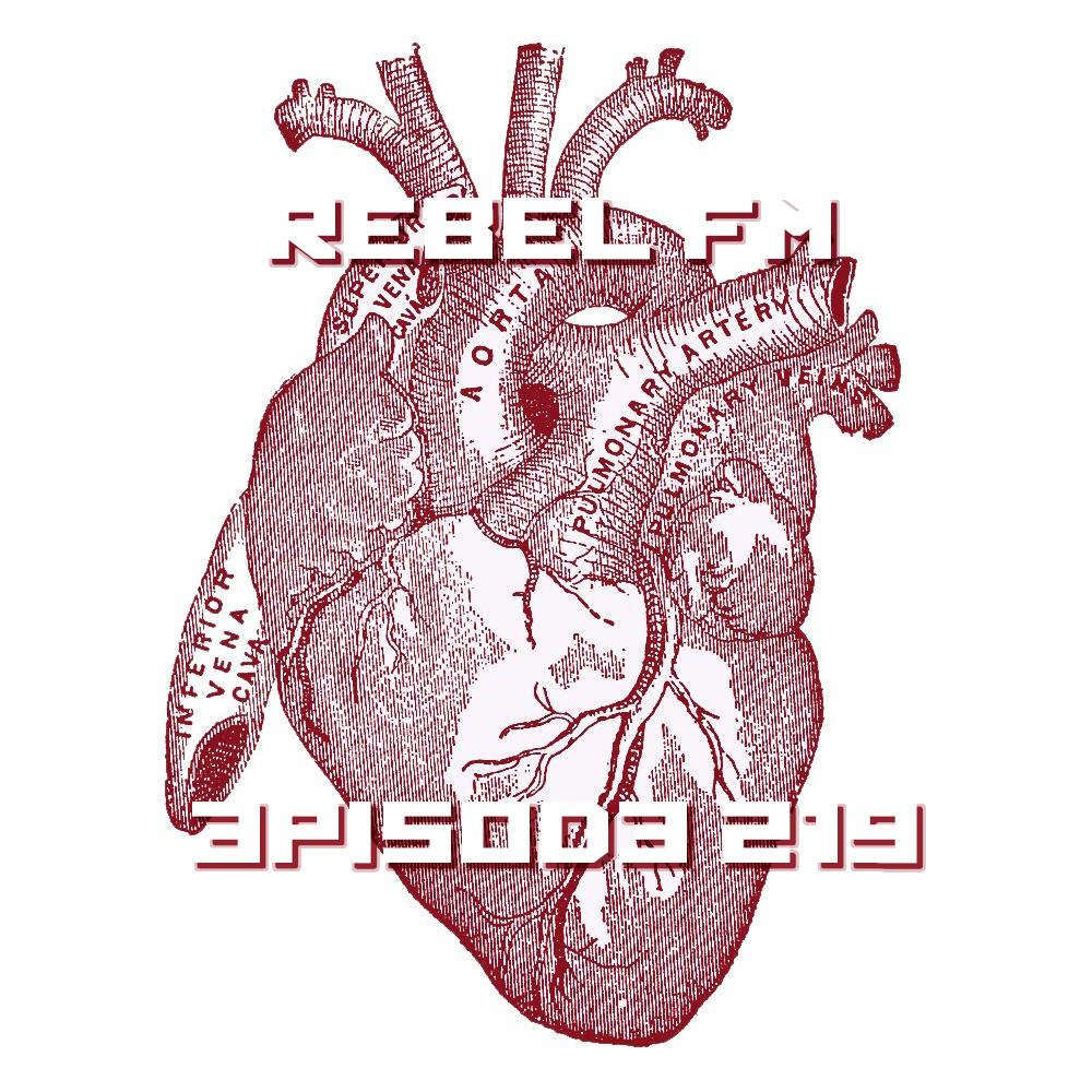 Rebel FM Episode 219 - 06/06/14