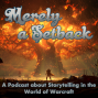 Artwork for 56 - Merely a Setback - Wholly Unholy