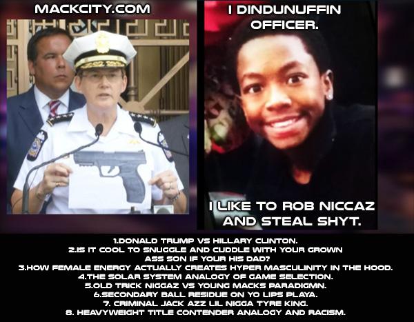 Criminal Jack azz lil Nigga Tyre King.
