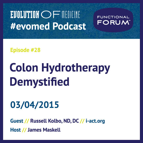 Colon Hydrotherapy Demystified