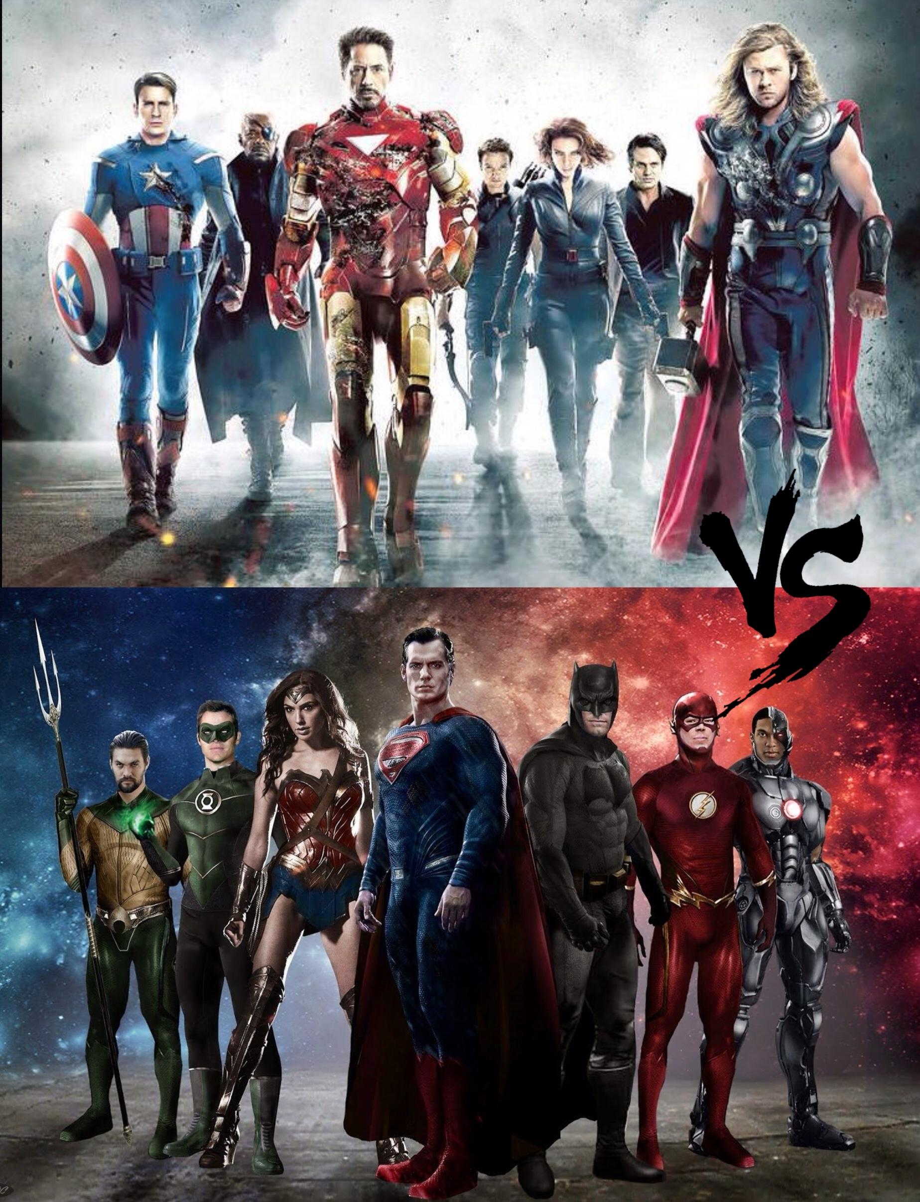 45-Marvel Vs DC 2