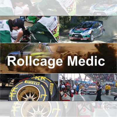The Rollcage Medic podcast show image