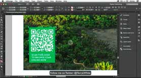 How To Create QR Codes Using Adobe InDesign CC