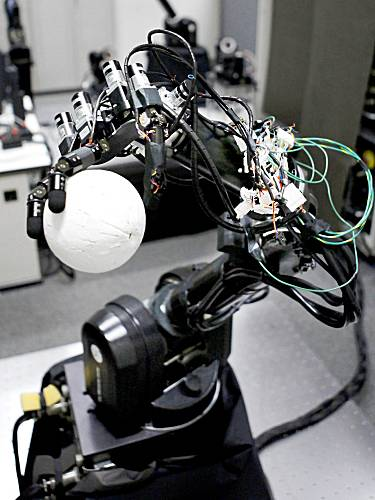 Japanese Develop Baseball Playing Robots