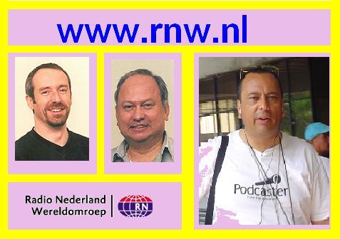 Parte Final Entrevista Radio Nederland