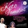 Artwork for Episode 9: Interview with a Keto Teen