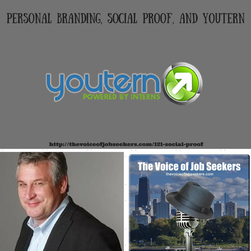 Personal Branding, Social Proof, and YouTern