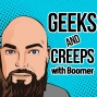 Artwork for Geeks and Creeps Podcast Episode 1