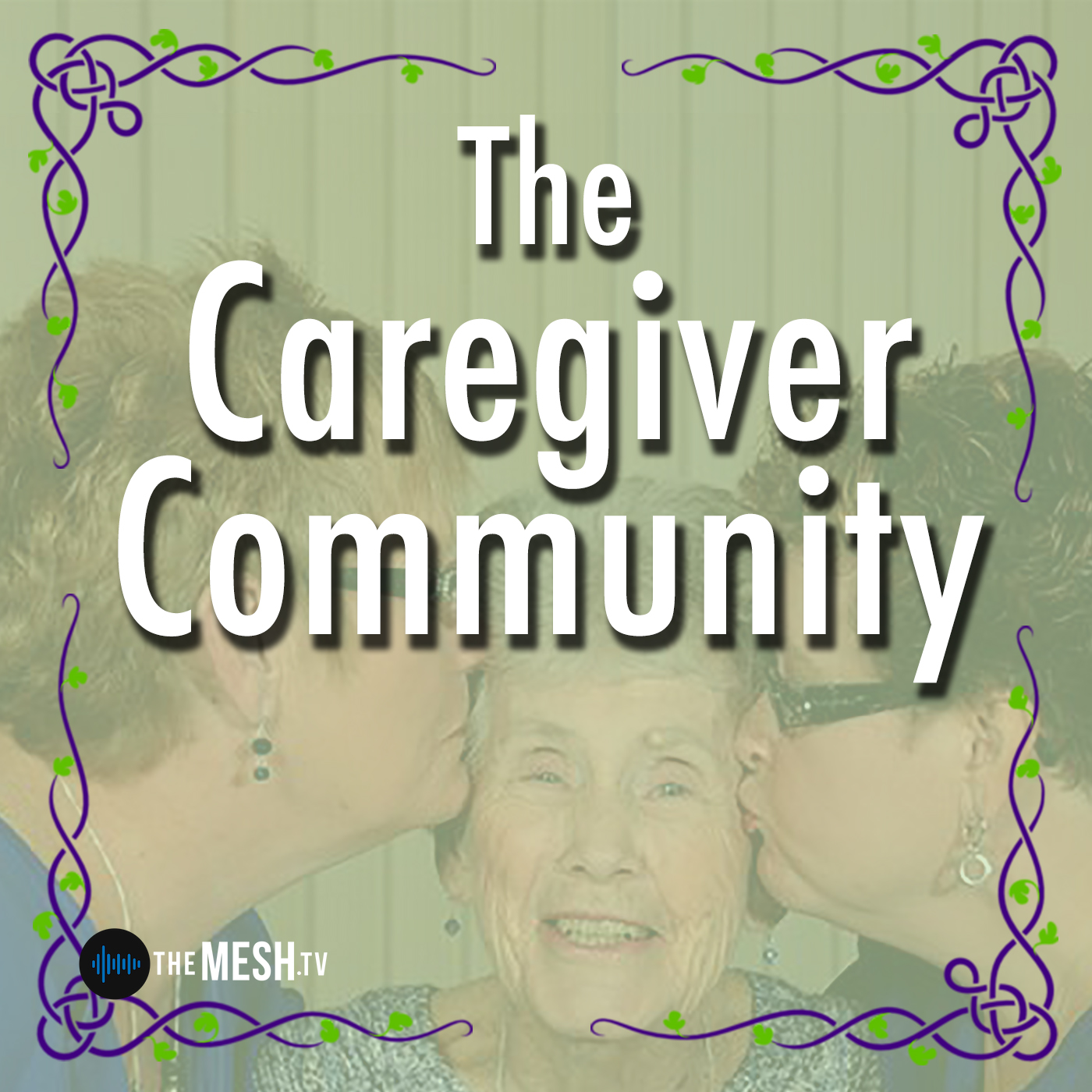 The Caregiver Community show art