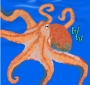 Artwork for Giant Pacific Octopus