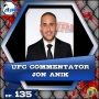 Artwork for UFC commentator Jon Anik