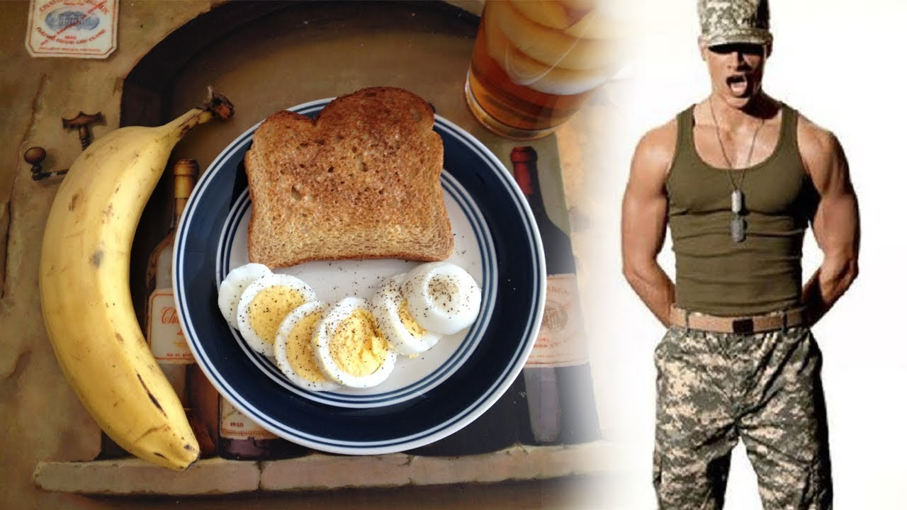 WeightLoss : Lose 10 Pounds in Three Days With Military Diet Plan