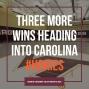 Artwork for Coach Tony Robie and the Hokies prep for Carolina after three more wins - VT78