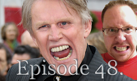 Episode 48: Gary Busey's Crazy Time Sports Talk