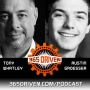 Artwork for Young Startup Founder Scales While He Learns - With Austin Groesser - EP0028