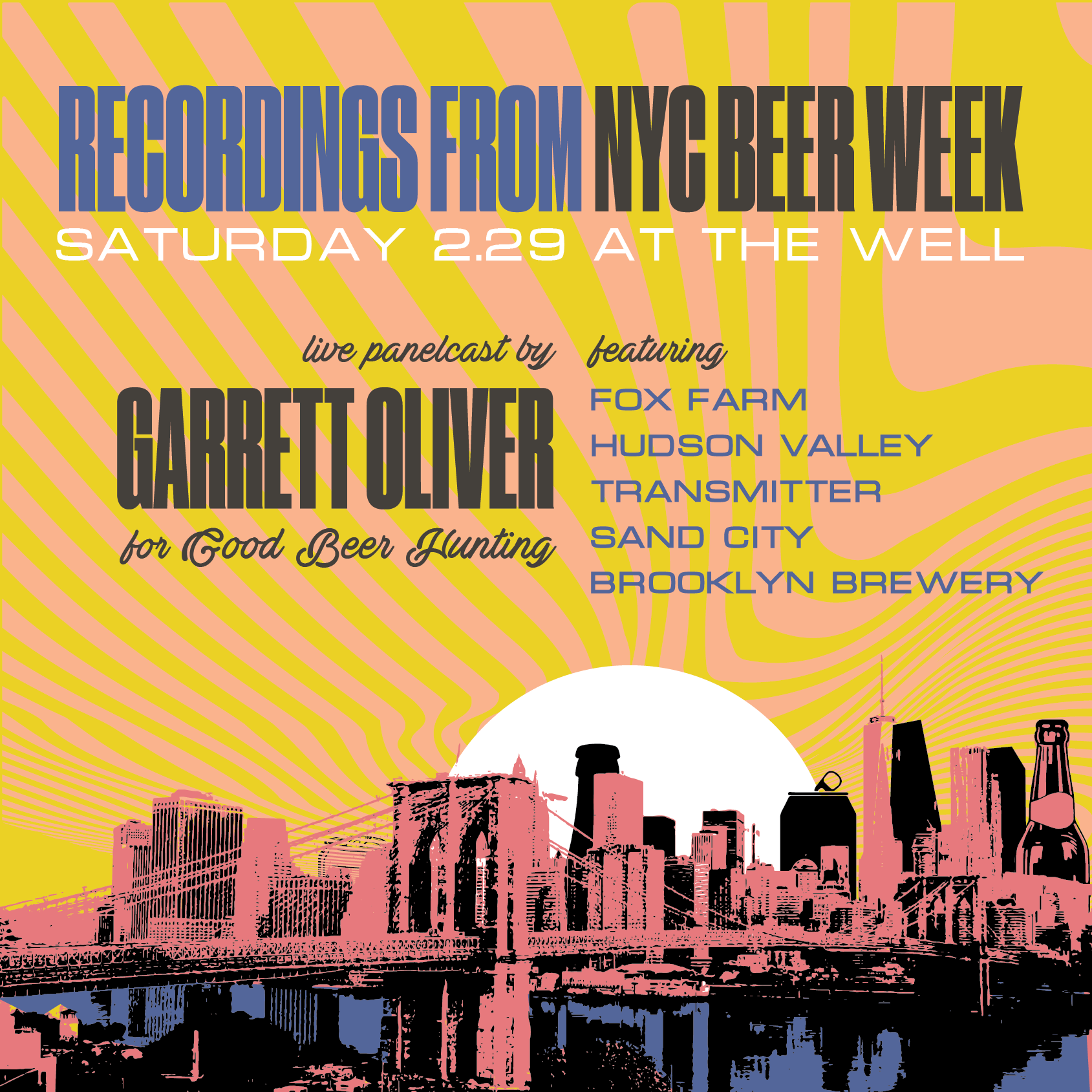 Recordings From NYC Beer Week, Session Two