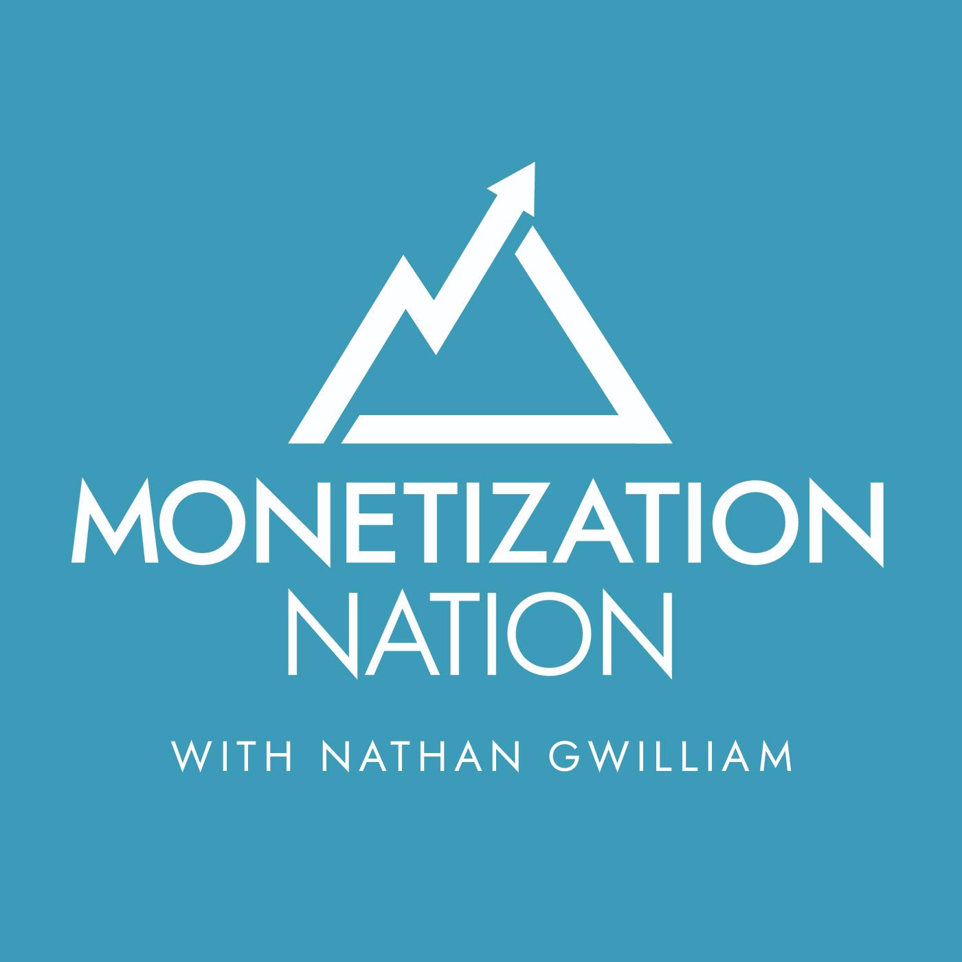 Monetization Nation Podcast show art