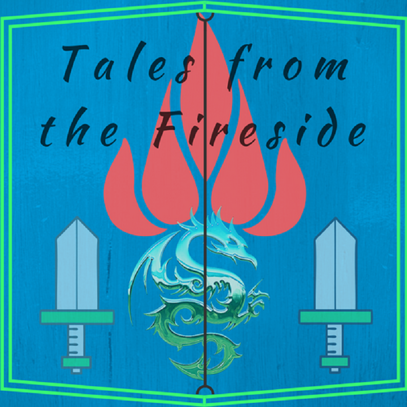 Tales from the Fireside & Other Stories from Tyler R Lee show art