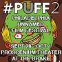 Artwork for 101 - PUFF 2 Interview w/ Festival Organizers Madeleine Koestner and Ken Hanley
