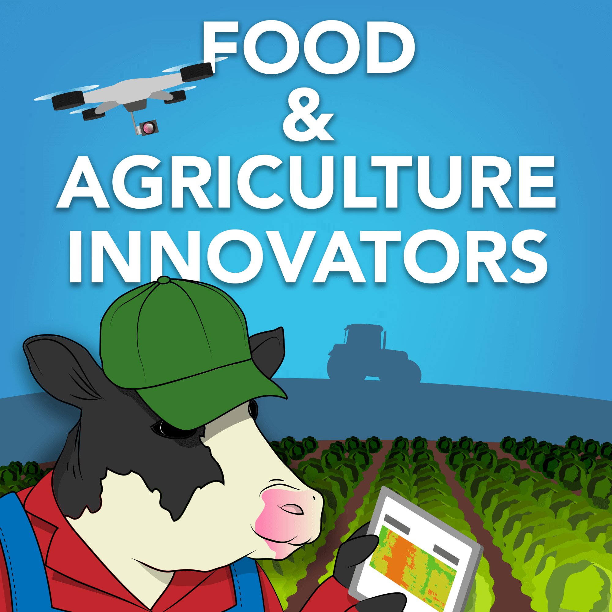 Food & Agriculture Innovators show art