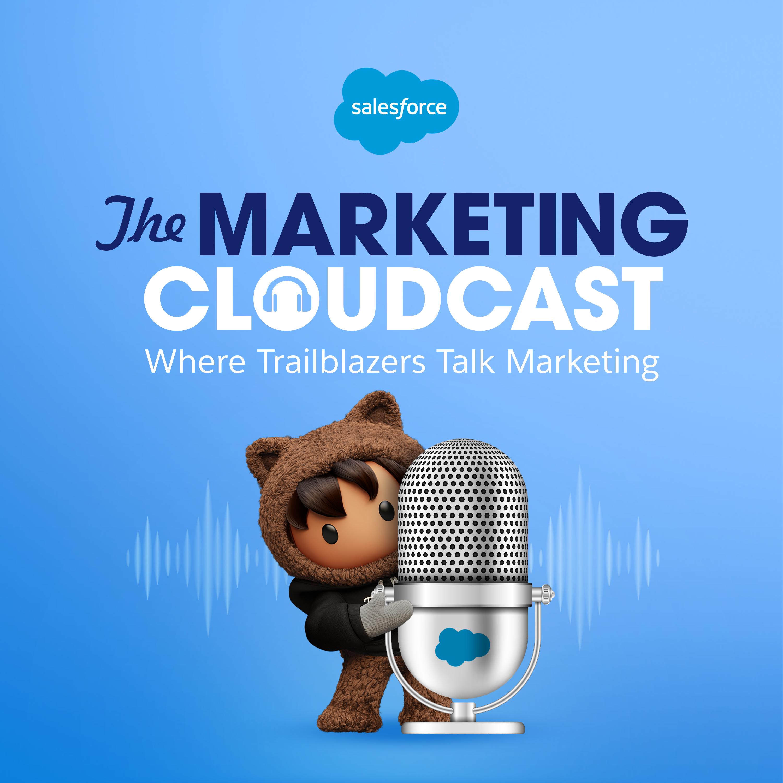 The Marketing Cloudcast show art