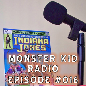 Monster Kid Radio #016 - Derek and Joe Meet Abbott and Costello and Frankenstein