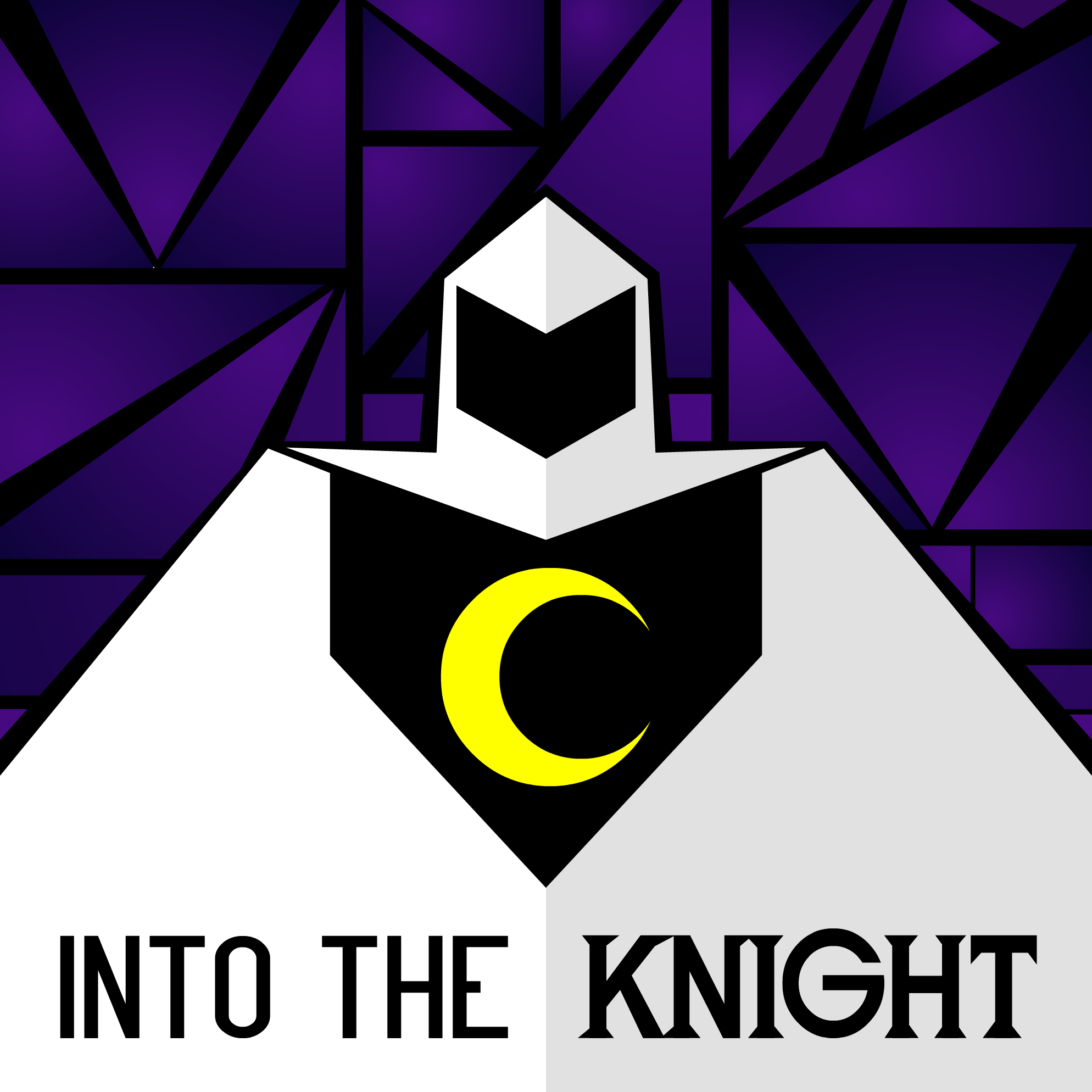 Into the Knight - A Moon Knight Podcast show art